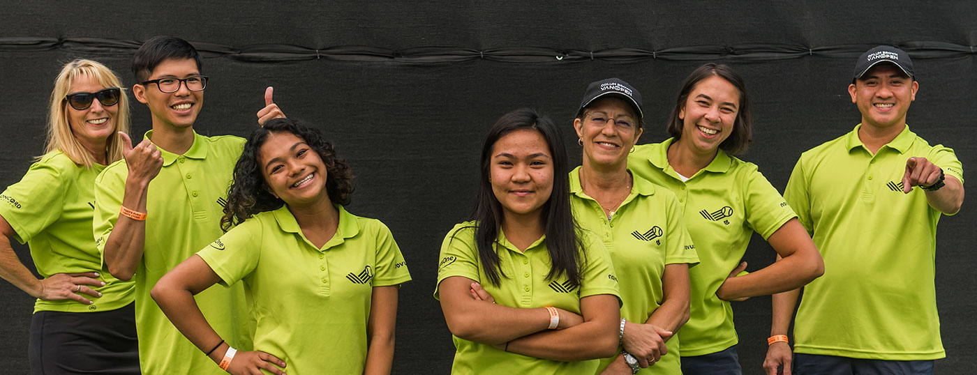 VanOpen Volunteers 2018 Group Image