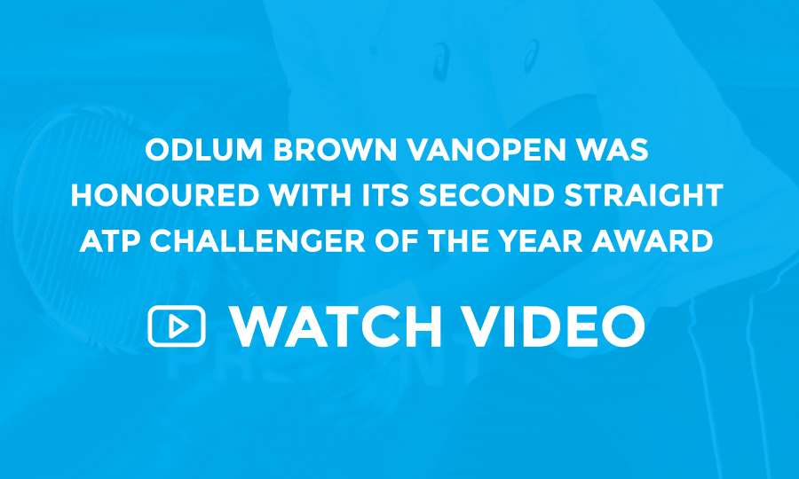 Largest Tennis Tournament in Western Canada – Odlum Brown